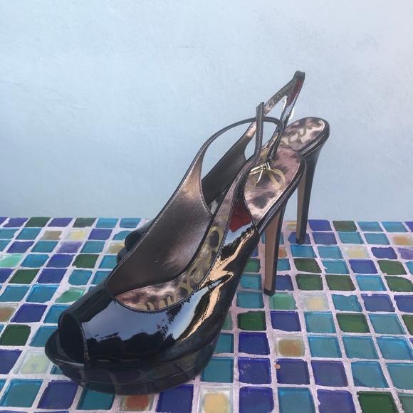 Sam Edelman Shoes - Sam Edelman black stiletto (M) size 9